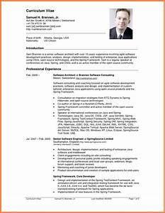 8 how to write a professional curriculum vitae bussines With how to write a professional cv