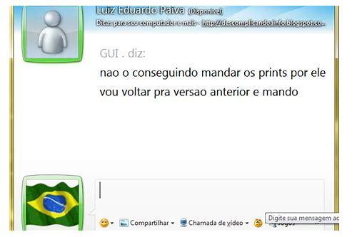 faça o baixar do live mail 2011 portugues