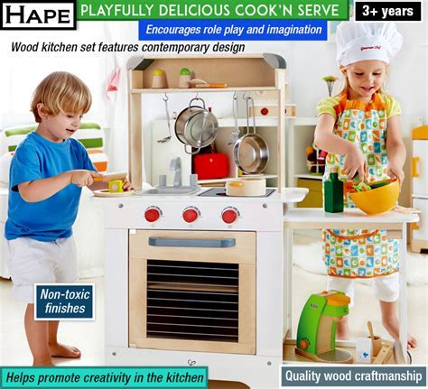 Best Wooden Play Kitchen Sets   Wonderful Gift Ideas for Kids