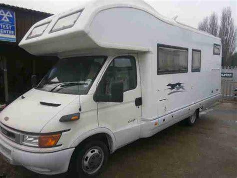 Iveco Daily 35 C15 Mwb Camper Van. Car For Sale