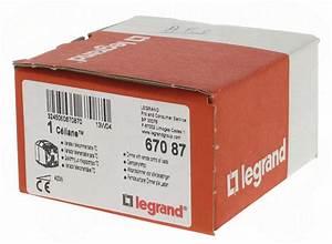 Variateur De Lumiere Legrand : variateur de lumi re 1000w legrand c liane 251 19 ~ Dailycaller-alerts.com Idées de Décoration