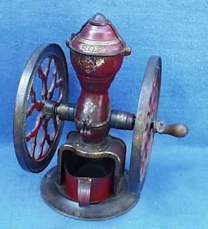wwwantiqbuyer coffee mills grinders