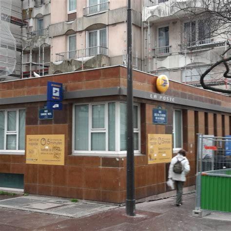 bureau de poste 75017 bureau de poste à en métro