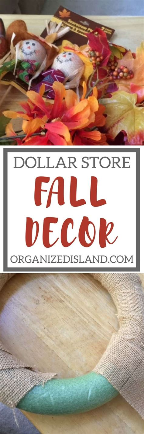 minute dollar store decor