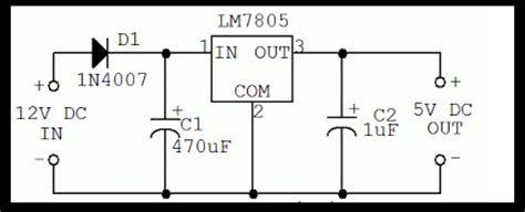 Circuit Diagram Vdc Converter Elec Eng World