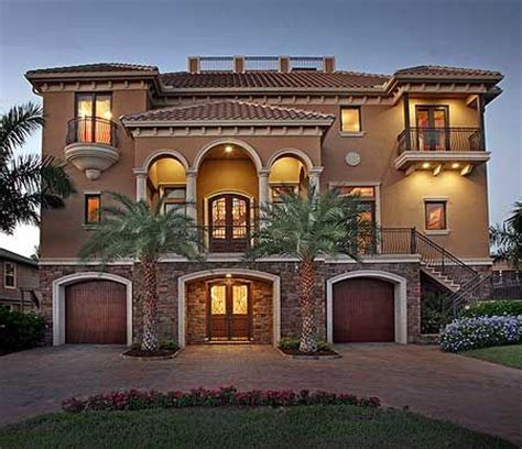 Best 25+ Mediterranean House Exterior Ideas On Pinterest