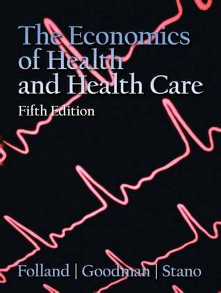 economics  health  health care  sherman folland