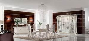 Meuble Salle à Manger Blanc : meubles salle manger 55 id es d 39 am nagement pratique ~ Teatrodelosmanantiales.com Idées de Décoration