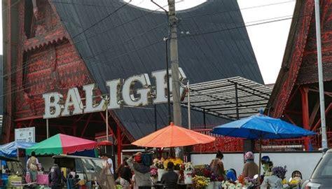 daftar tempat wisata sekitar balige menambah pesona