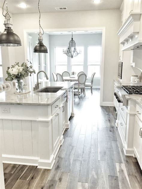 hardwood floors with white cabinets kitchen remodels with white cabinets pictures roy home design
