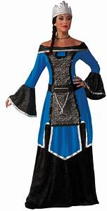 Adult Medieval Royal Queen Woman Costume | $49.99 | The Costume Land