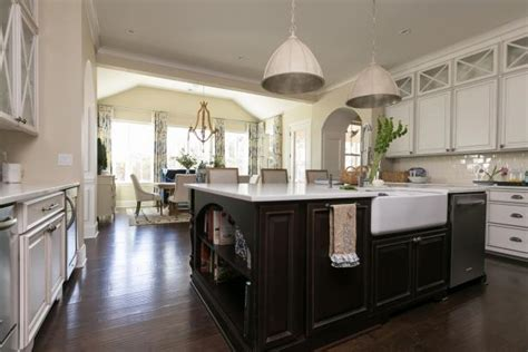 6 foot kitchen island with sink and dishwasher photo page hgtv