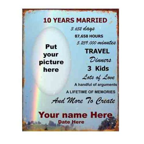 10th Wedding Anniversary Tin Sign  Mainly Nostalgic. Clearsight Lasik Oklahoma City. Requirements To Become Teacher. Virtual Office In Birmingham. New Medication For Bipolar Disorder. Computer Repair In Fort Lauderdale. Transfer Balance Between Credit Cards. Colleges That Offer Video Game Design. Community Psychology Masters Programs