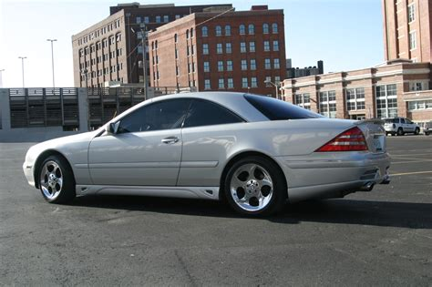 2000 Mercedes Cl 500 by 2000 Mercedes Cl Class Pictures Cargurus