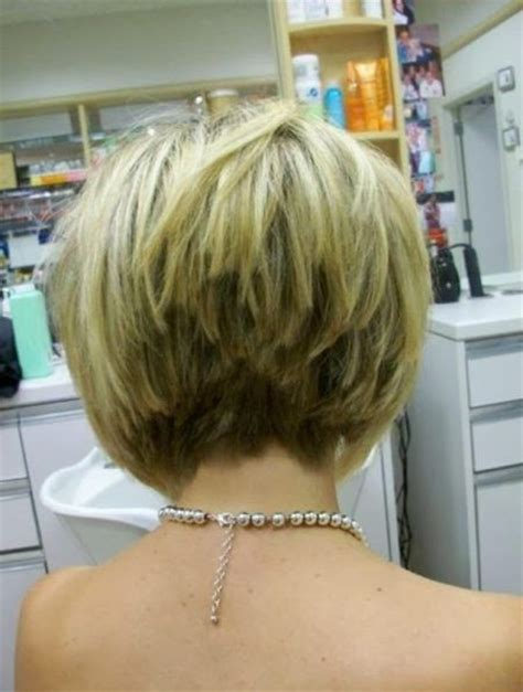 short wedge bob  seniors  thin hair  give