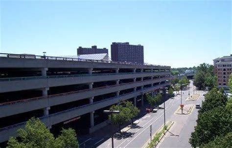 alewife parking garage structural engineering