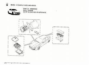 Maserati Fuse Box