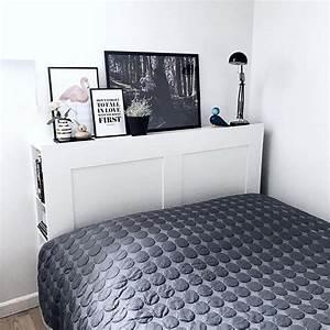 Kleines Schlafzimmer Einrichten Ikea : ikea 39 brimnes 39 headboard via mynordicroom bedroom i 2019 schlafzimmer ideen brimnes bett ~ A.2002-acura-tl-radio.info Haus und Dekorationen