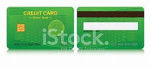 Carte DE Crdit Stock Vector