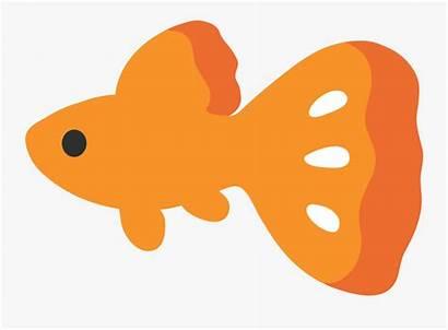 Emoji Goldfish Paste Copy Svg Clipart Fish