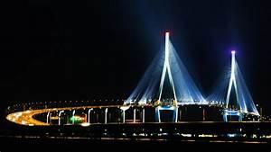 Bridge design review for the Incheon Bridge, Seoul