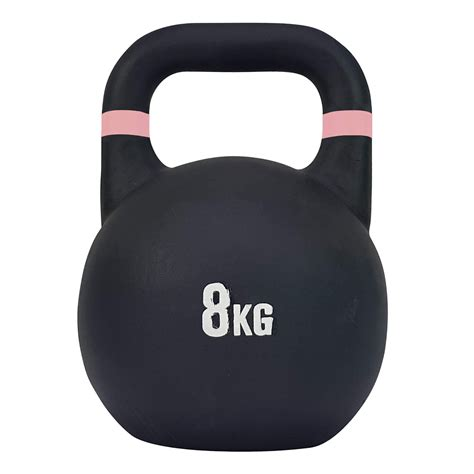 kettlebell competition 8kg tunturi fitness