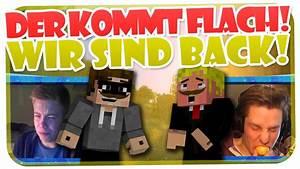 Der Kommt Flach : der kommt flach wir sind zur ck d minecraft flachwitze youtube ~ Watch28wear.com Haus und Dekorationen