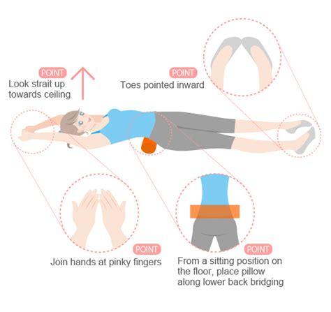 diy pelvic pillow diet lose up to 7cm on waistline in 5