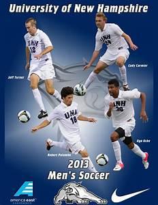 2013 Men's Soccer Media Guide by University of New ...