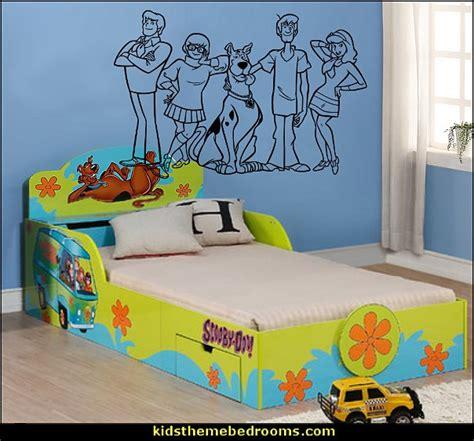 decorating theme bedrooms maries manor scooby doo theme