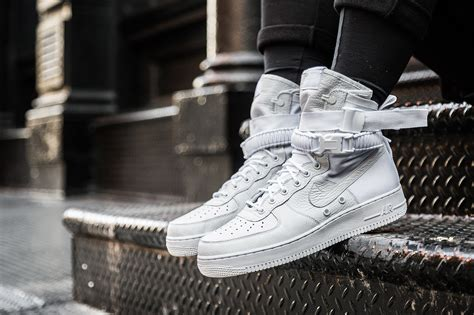 nike air force 1 special field on feet hypebeast