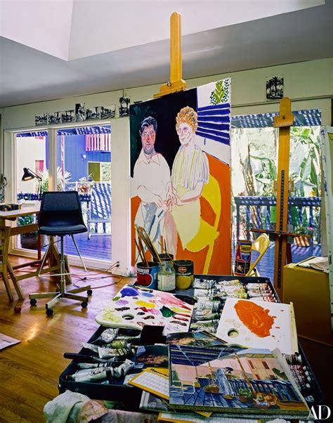 artist david hockneys west coast home