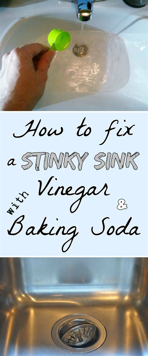 kitchen sink odor baking soda 17 best ideas about cleaning with vinegar on
