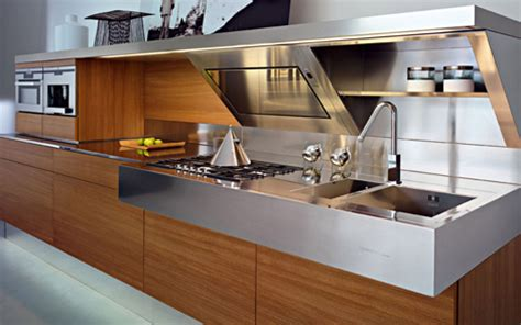 Modern Italian Kitchens From Snaidero by Modern Italian Kitchens Effeti Kitchen Design Trends El