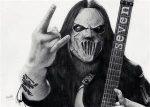 50 Best images about Fuckin' Mick Thomson #7 on Pinterest ...