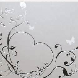 coeur de mariage faire part mariage gris coeur argent papillons blanc sur irisé jp 3207 faire part de