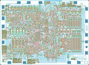 Intel U0026 39 S First Microprocessor  The 4004  Is 44 Years Old