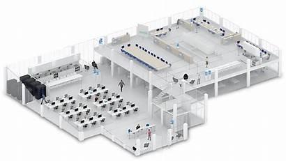 Daikin Building Offices Buildings Office Control Reception