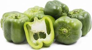 Large Green Bell Peppers Information, Recipes and Facts