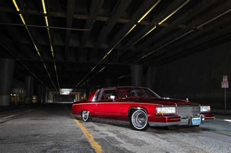 cadillac coupe deville love  madly lowrider
