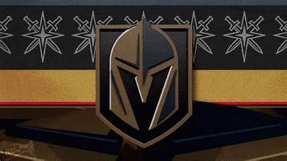 Golden Knights Vegas Sign Nhl Gifs Spinning