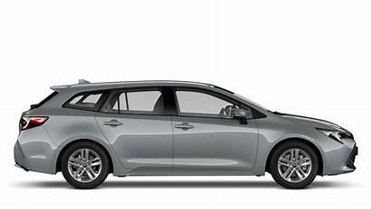 Corolla Touring Sports Toyota Icon Grey Manhattan