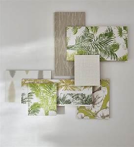 faites vos propres tableaux en relief grace au papier With ordinary mur couleur taupe clair 16 deco salon vert deau