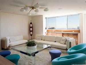 10, Beautiful, Living, Room, Design, By, Marmol, Radziner