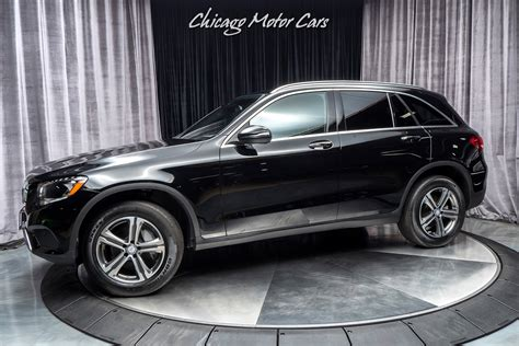 Thanks to a tight turning circle and responsive steering, the. Used 2017 Mercedes-Benz GLC 300 4MATIC SUV For Sale ($27,800) | Chicago Motor Cars Stock #HF149238