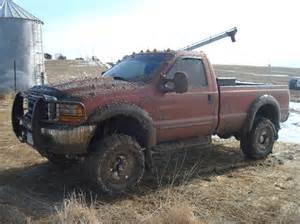 2000 Ford F-250 Single Cab Lifted