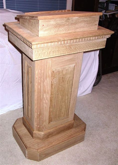 images  church pulpit  pinterest wood working church   eagles
