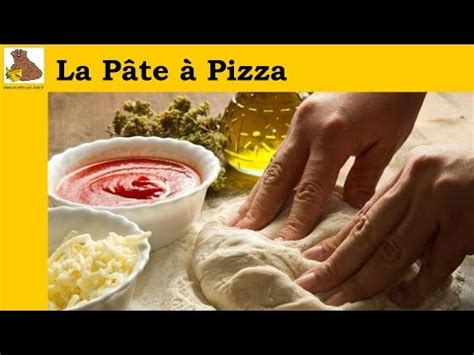 pate a pizza facile