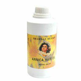 Buy Shahnaz Husain Arnica Hair Oil Plus At 1270 ShaStore
