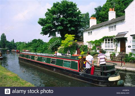 Canal Boat by Family Vacation Canal Boat Narrowboat Narrow Boat